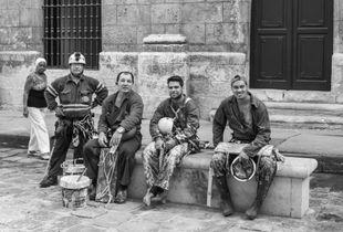 Break Time in Old Havana