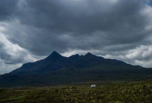 Black Cuillins of Skye