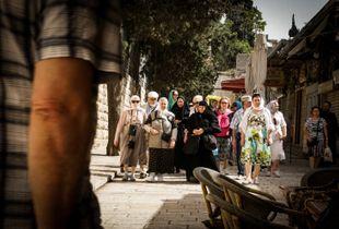Jerusalem Streets - 2017