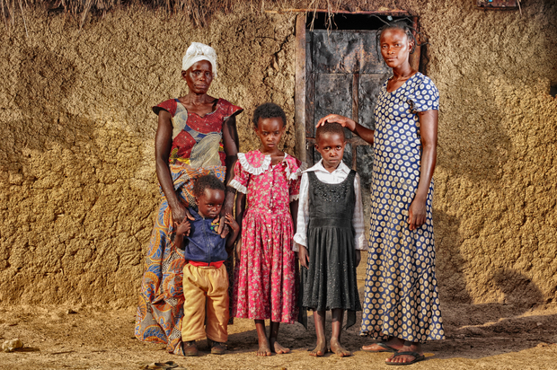 Rwanda Genocide Survivors #1