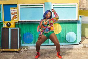 Spice, Common Sense, Kingston, Jamaica