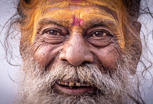 Sadhu of Varanasi