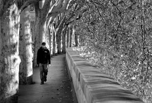 Perdersi a Roma (Get lost in Rome)_Lungotevere