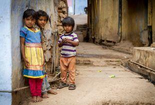 Enfants de la ville