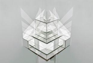 Blitzlichtskulptur 1#, 2013, 60/90cm, Lambda print.