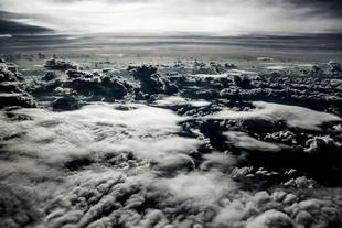 Cambodian Clouds I