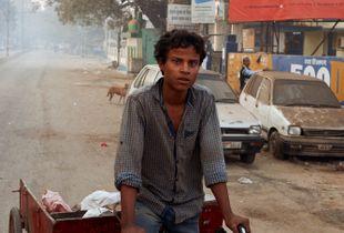 Rickshaw Riders Of Allahabad
