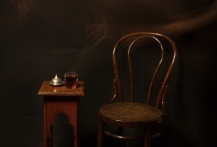Imagine of loneliness