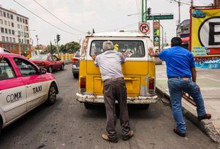 No Manches, Mexico df