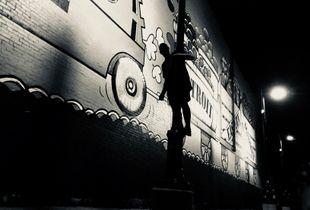 Detroit night