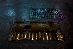 Manhole Lights
