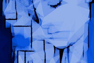 Girl Blue