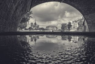 Norte Dame Cathedral Paris