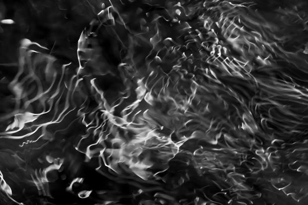 Caos (reflection & line) II
