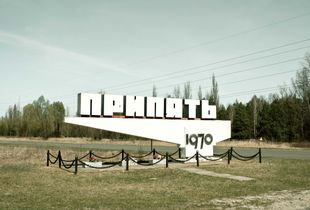 1. Pripyat. The forest grounds.