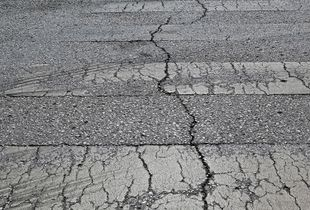 Damaged Crosswalks 3