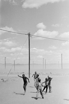Sandstorm dance