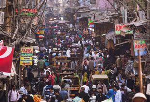 Old Delhi Bustle