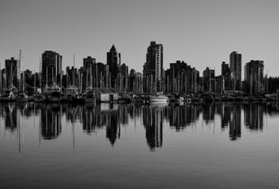 A city heartbeat