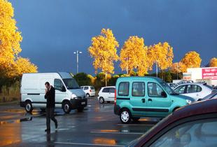 Argeles storm