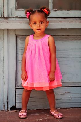 Savannah in Pink