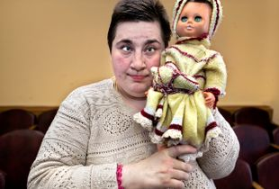 'Ira and the Doll'