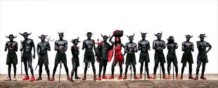 Devils of  Jacobina City - Bahia- Brazil.
