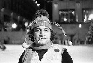 John Belushi as a bee on Saturday Night Live