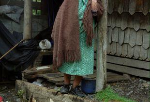 Mujer Chilota
