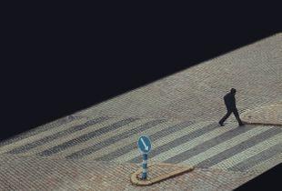 """""""Crossing Roads."""""""