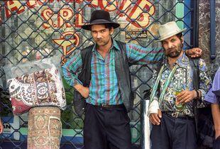 Gypsies bandits