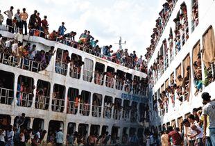 Commuting in Bangladesh