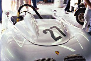 Porsche 718, Watkins Glen, New York, 1987