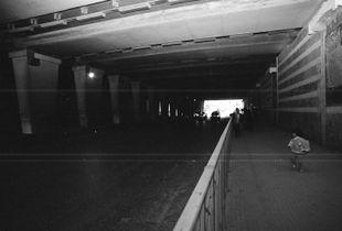 Under the Bridge, 2010 © Clara Abi Nader