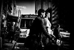 Crosstown, New York City