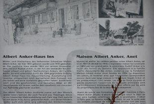 Albert Anker - Haus