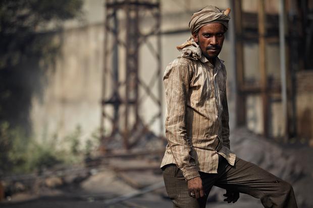 Coal Miner, India