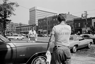 Spadina Car Wash, Toronto, Canada, 1979