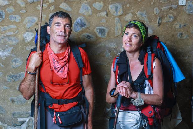 Mario and Rosina, Italy