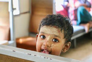 Children of Myanmar - 1