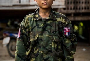 this is not a boy soldier
