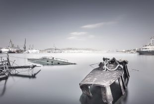 Salamis shipwrecks #1