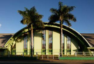 Queen Salote Memorial Hall —Nuku'Alofa. Tonga