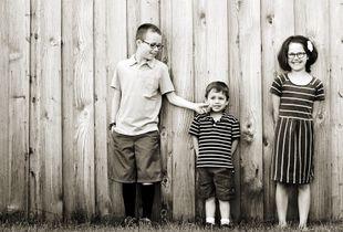 everyone smiles. no exceptions.