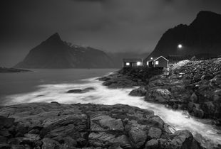 Hamnøy Lofoten, Norway