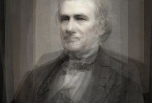 All the Presidents of the United States of America from 1789 to 1889. C-print, 2008. © Alejandro Almaraz