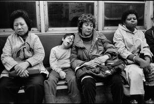 """Mosaic Subway, IRT #6"""