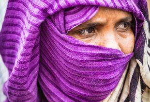 Bilen Woman.  Keren, Eritrea