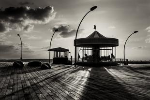 silent merry-go-round