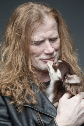 Dave Mustaine: Cancer Free